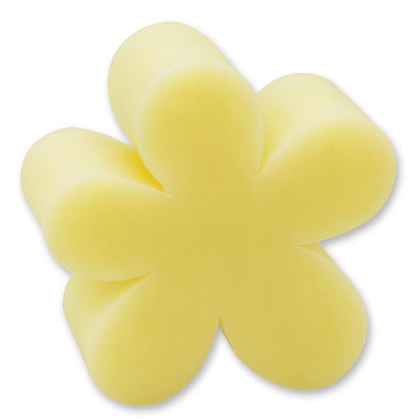Schafmilchseife Margerite groß 108g, Zitrone