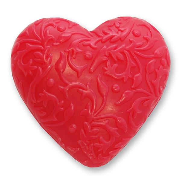 Schafmilchseife Herz Florex 80g, Lotus