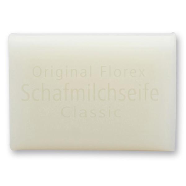 Schafmilchseife eckig 100g, Classic