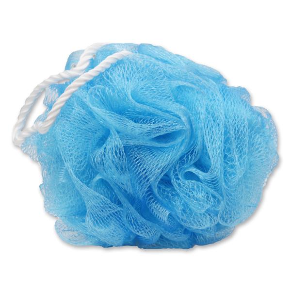 Duschpuschel, blau