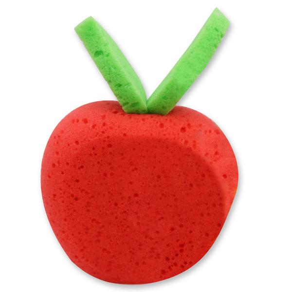 Badeschwamm Apfel