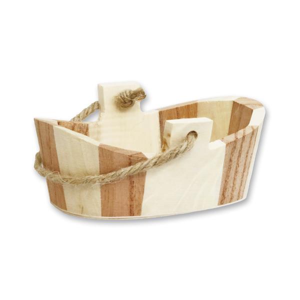 Holzkorb oval klein 12x5x8,5cm (BxHxT)