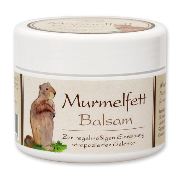 Murmelfett Balsam 125ml klassisch