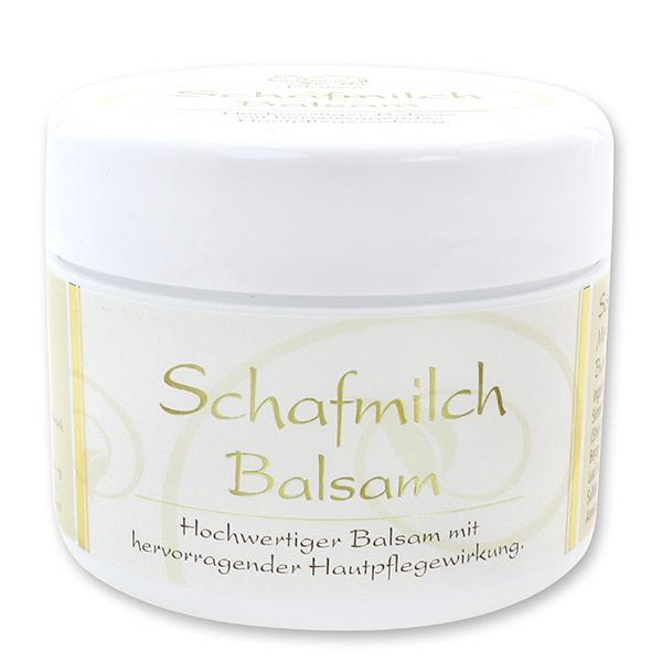 Schafmilch Balsam 125ml goldenes Etikett
