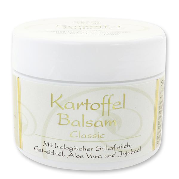 Kartoffel Balsam 125 ml, goldenes Etikett