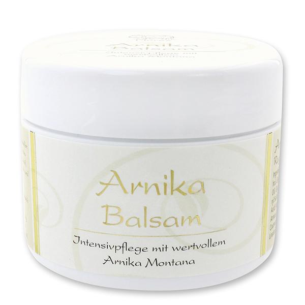 Arnika Balsam 125ml goldenes Etikett