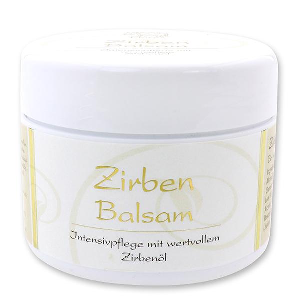 Zirben Balsam 125ml goldenes Etikett