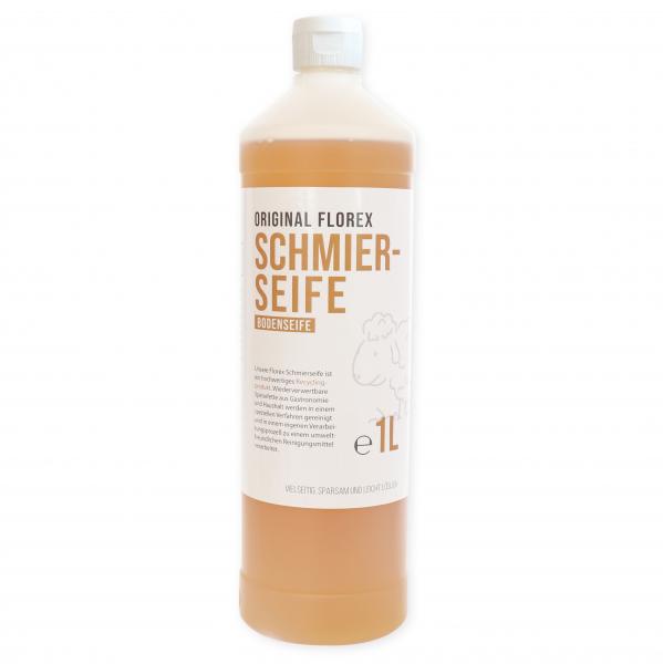 Flüssige Schmierseife - Bodenseife 1 Liter