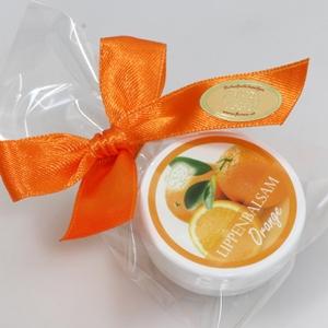 Lippenbalsam 10ml in Cello, Orange