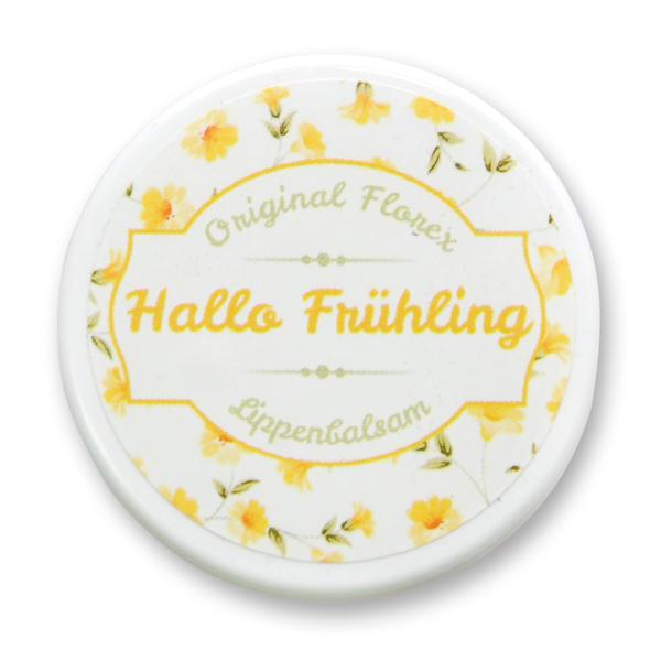 "Lippenbalsam 10ml ""Hallo Frühling"", Grapefruit"