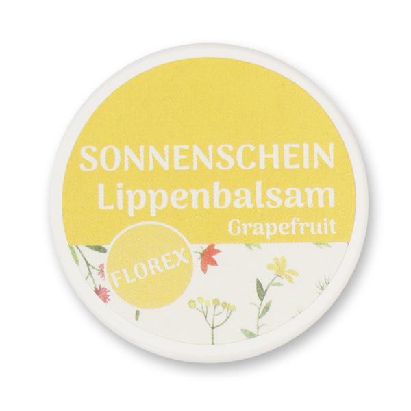 "Lippenbalsam 10ml ""Sonnenschein"", Grapefruit"