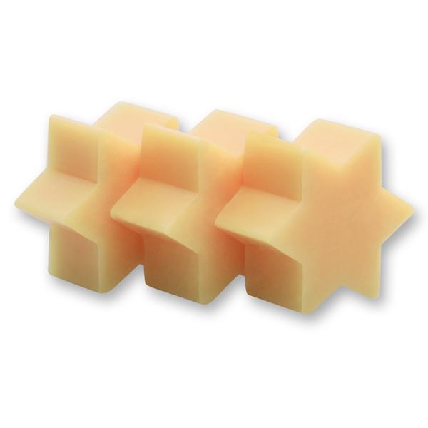 Schafmilchseife Stern mini 12g, Zirbe