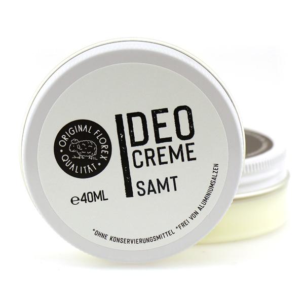 Deodorant Cream 40ml white, Velvet